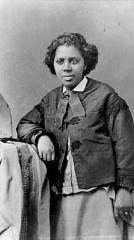 African American artist Edmonia Lewis