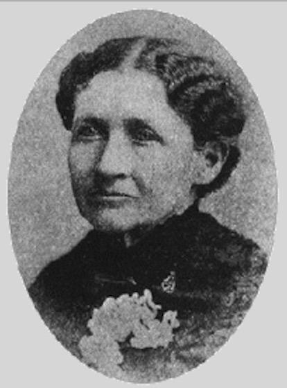 Confederate nurse Ella Palmer