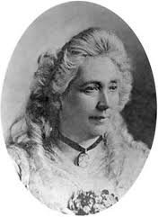 Jessie Benton Fremont, wife of General John Fremont