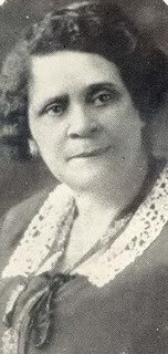 photograph of abolitionist and women's rights advocate Hallie Quinn Brown
