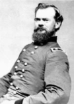 Photo of General James B. McPherson, fiance of Emily Hoffman