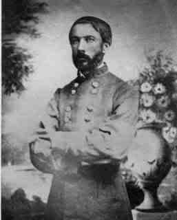 General Dana Harvey Hill, husband of Isabella Morrison Hill