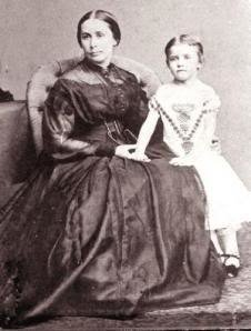 photograph of General Stonewall Jackson's wife Mary Anna Morrison Jackson