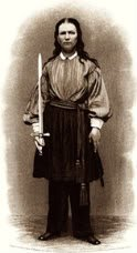 female soldier of the Civil War Kady Brownell
