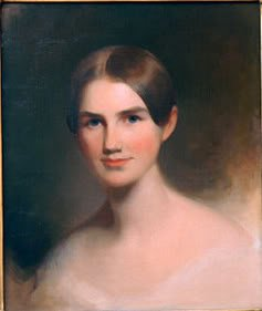 Elizabeth Blair Lee, wife of Admiral Samuel Lee