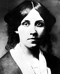 Civil War nurse Louisa May Alcott