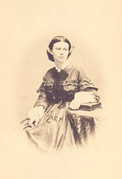 Civil War nurse at military hospitals and on hospital boats Margaret Breckinridge