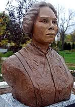 bust of abolitionist Mary Ann Shadd