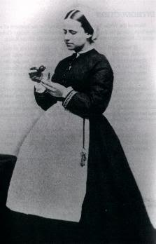 Civil War nurse Lydia Parrish