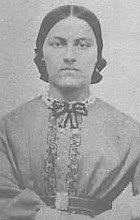 witness to the Battle of Gettysburg, Sallie Myers