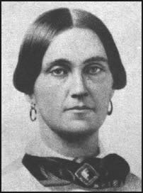 Mary Surratt, hanged for her role in the Lincoln Assassination