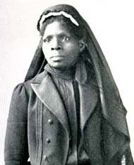 African American Civil War nurse Susie King Taylor