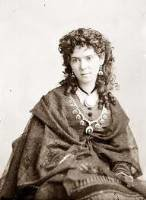 Vinnie Ream, American sculptor who created the Abraham Lincoln statue in the U.S. Capitol