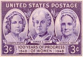 women's rights activists before the Civil War