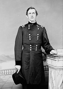 General E.R.S. Canby, husband of Louisa Hawkins Canby