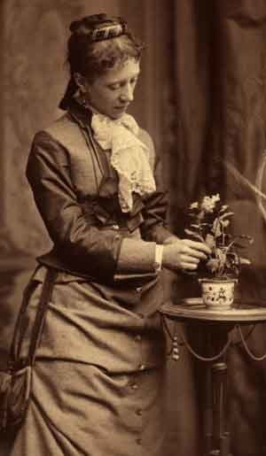 Harriet Foote Hawley