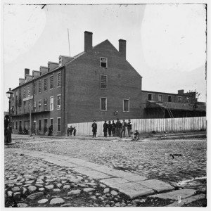Women and Civil War Prisons