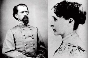 Fanny and John Brown Gordon