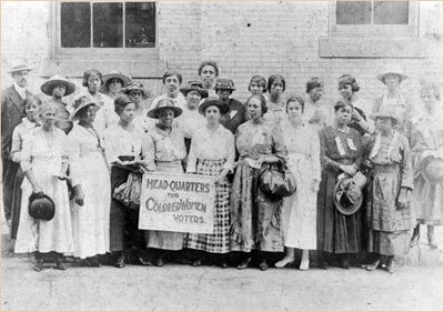 the objectives of national womens suffrage association Iron jawed angels - teachwithmovies  women's suffrage alice paul, national women's party  mary church terrell and the national association of.