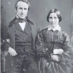 Lucy and Rutherford B. Hayes