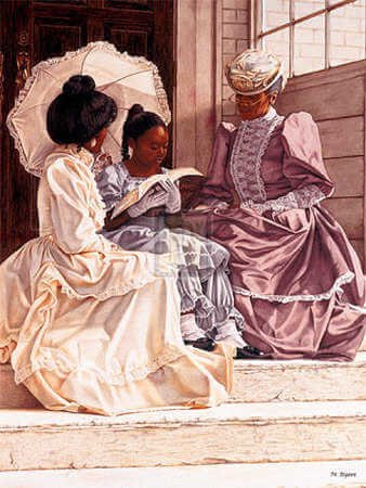 Black Women Before the Civil War
