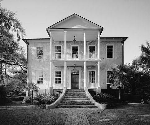 Hospital #10 Elizabeth Barnwell Gough House  705 Washington Street  Beaufort, South Carolina