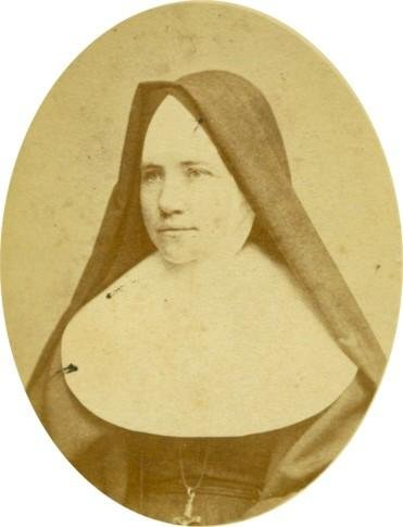 Born Jane Keating, Sister Mary De Chantal served as a nurse