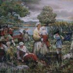 First Women Nurses