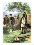 Wampanoag Women