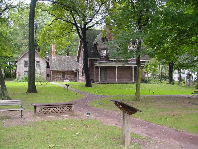 Theodosia Burr's Home, the Hermitage