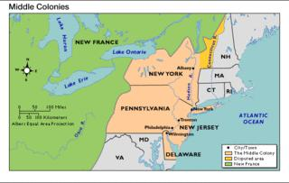 Overview of the middle colonies history of american women the middle colonies new york new jersey delaware and pennsylvania created a unique environment of early settlement by non english europeans thecheapjerseys Gallery