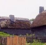 Plymouth Colony Houses