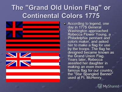 Image: Grand Union Flag Stitched by Rebecca Young