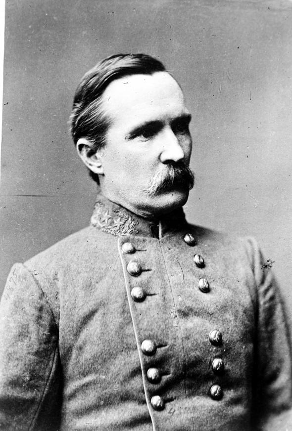 Confederate major general