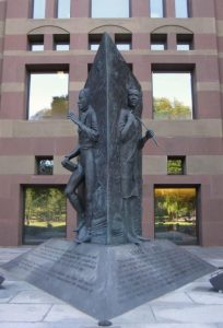 Amistad Memorial
