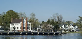 Edenton Tea Party house