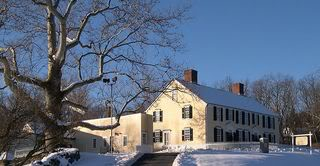 birthplace and home of Major General and a member of the First U.S. Congress, Artemas Ward, throughout his life