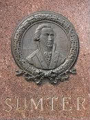 monument to Thomas Sumter, Revolutionary War general
