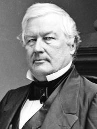 Millard Fillmore, 13th President of the United States