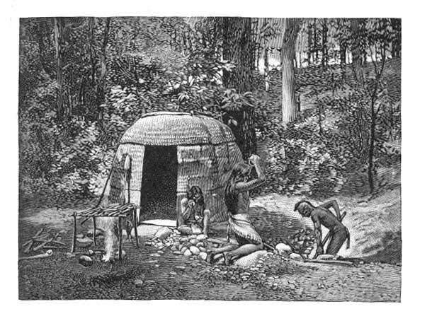 Native Americans Wampanoag